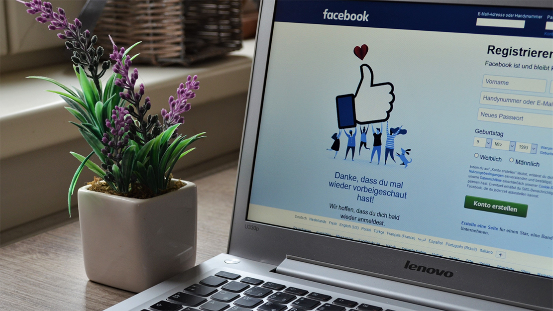 social media spring cleaning checklist for Facebook